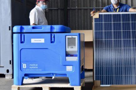 Arequipa: Envían 15 congeladoras solares para vacunación en comunidades alejadas