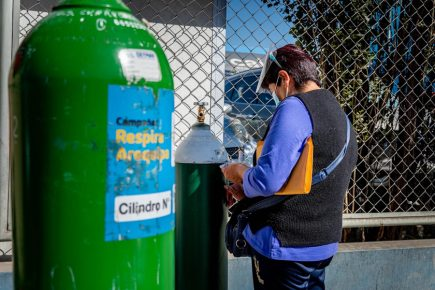 Arequipa: importarán repuestos adicionales para planta de oxígeno municipal
