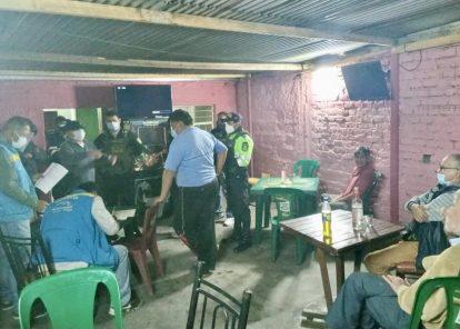 Arequipa: clausuran cantina covid que funcionaba en forma clandestina