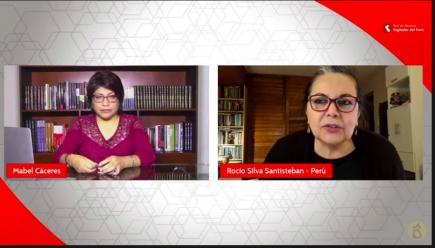 Red de Medios: entrevista a Rocío Silva Santisteban, congresista por el Frente Amplio