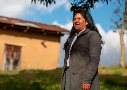 "Desde Cajamarca, esposa de Castillo se pronuncia: ""Vamos a cumplir"""