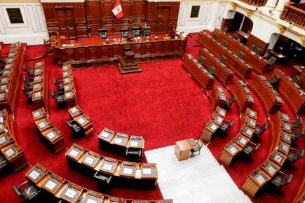 Congreso: Junta de Portavoces decide continuar elección de magistrados al TC