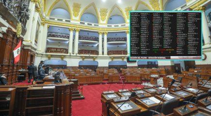 Minjus: Congreso modifica norma y debilita colaboración eficaz contra corrupción