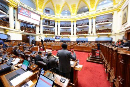 Juzgado ordena al Congreso suspender elección de magistrados del TC