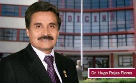 Hugo Rojas fue elegido rector de la UNSA con un 60% de la votación