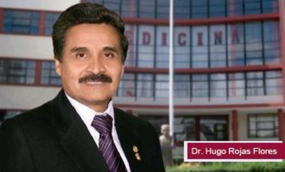 Hugo Rojas fue elegido rector de la UNSA Arequipa con un 60% de la votación