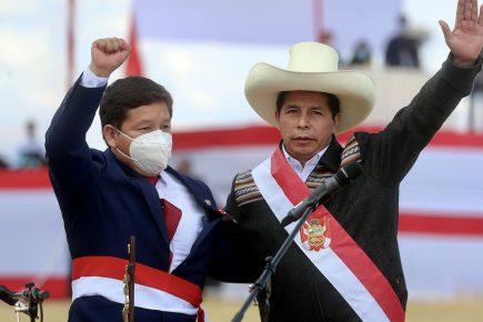 Arequipa: congresistas y sindicalistas critican designación de Guido Bellido