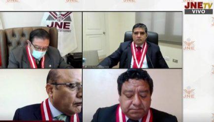 Jurado Nacional de Elecciones proclamará a Pedro Castillo como presidente del Perú