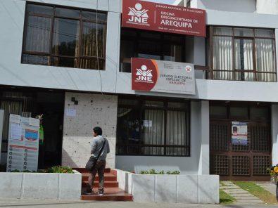 Falta resolver 7 apelaciones de FP para proclamar resultados en  Arequipa