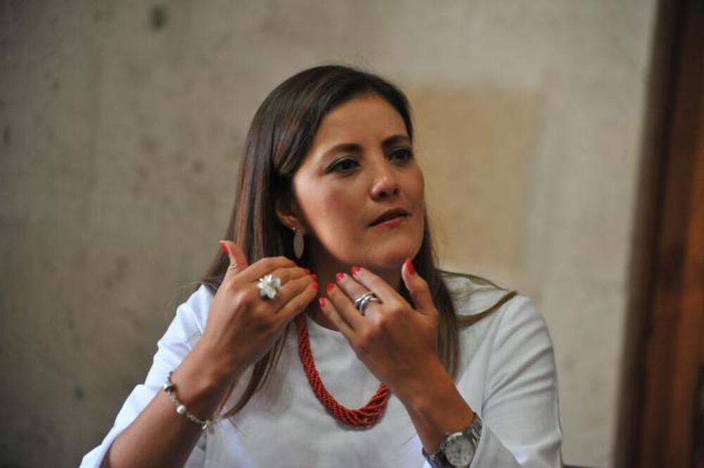 Yamila Osorio reaparece, insiste en su inocencia y critica a Cáceres Llica