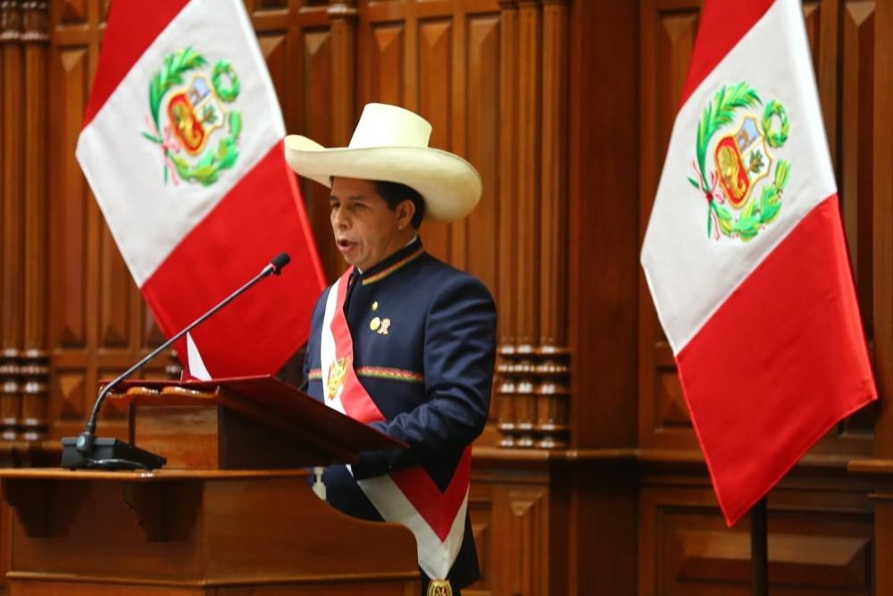Las principales reformas que plantea el presidente Pedro Castillo en su gobierno