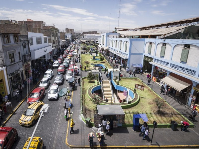 arequipa centro histórico mercado san camilo