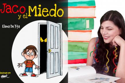 """""""Jaco y el miedo"""": El nuevo libro de Elena De Yta que busca ayudar a los jóvenes con sus temores"""