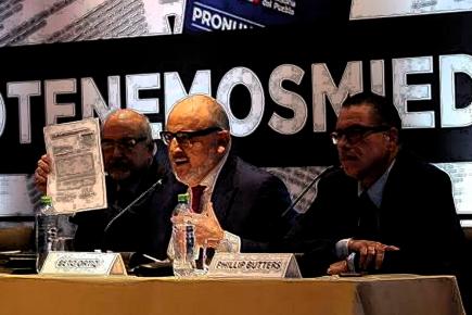 Investigados por sedición reclaman libertad de expresión
