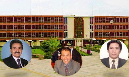 Arequipa: aquí la trayectoria y propuestas de los 3 candidatos para rector UNSA 2021-2026