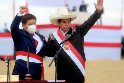 Guido Bellido: Así se expresó en los medios el primer ministro de Pedro Castillo