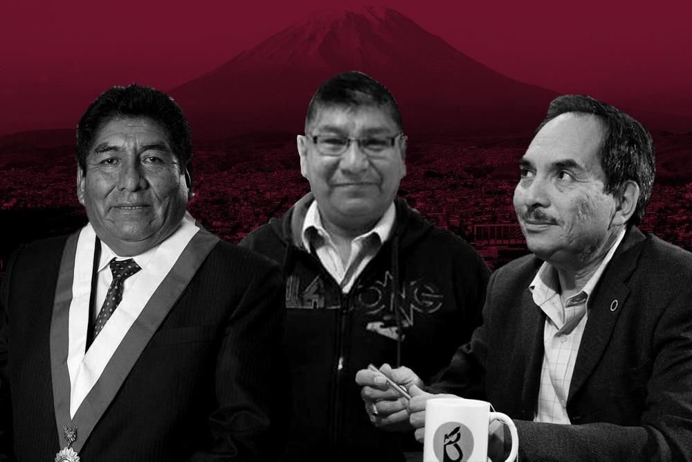 Los que nos dejaron durante la segunda ola del covid-19 en Arequipa.