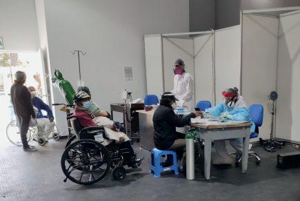Arequipa: Pacientes COVID disminuyen en hospital Honorio Delgado