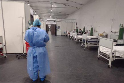 Arequipa: hospitalizaciones por covid-19 caen en más del 50% en el último mes