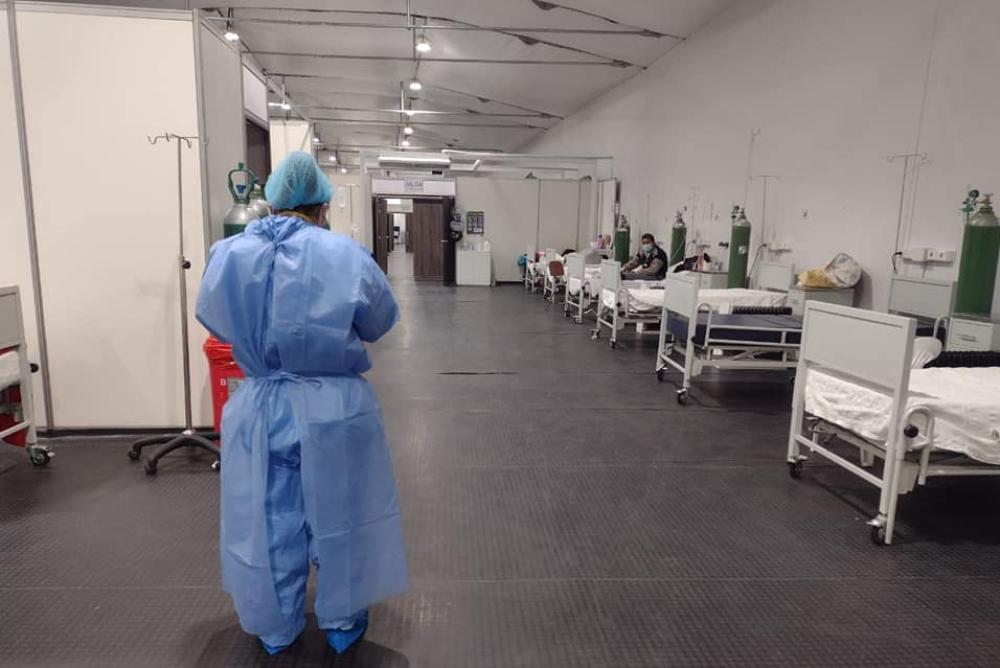 Arequipa: hospitalizaciones por covid-19 caen en más del 50%