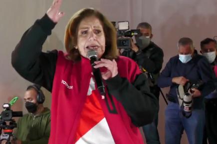 """Recurso de amparo contra el JNE por Lourdes Flores fue """"a título personal"""""""