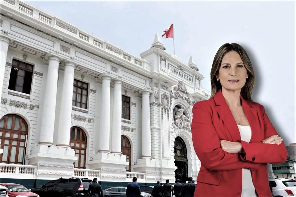 Perú: Quién es María Del Carmen Alva, la nueva presidenta del Congreso de la República.