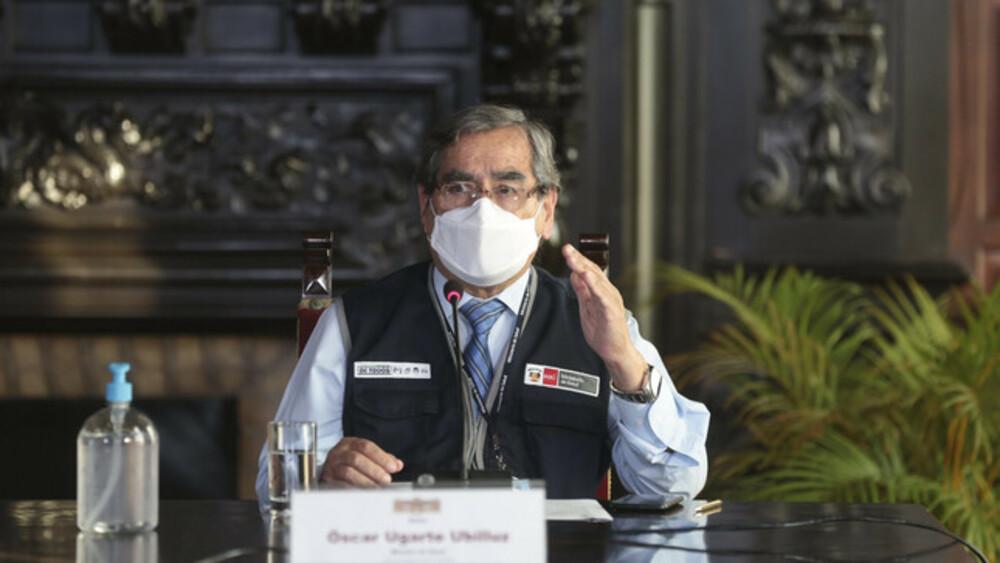 """Ministro de Salud: """"Todas las provincias de Arequipa ya no están en riesgo extremo"""""""