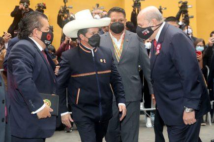 Pedro Castillo juró como Presidente: Análisis del Mensaje a la Nación desde las regiones