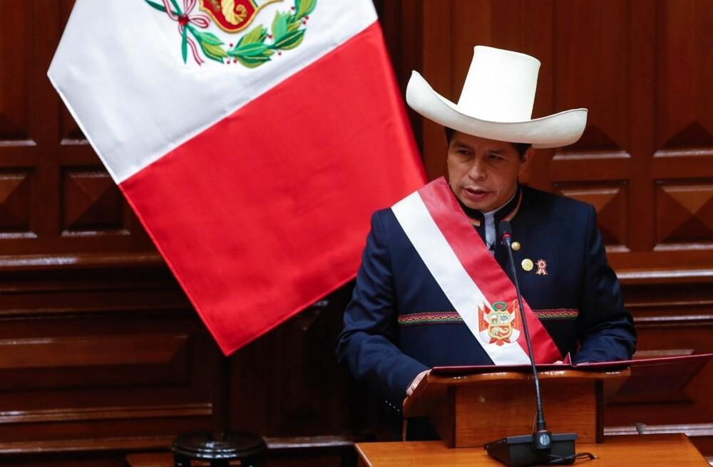 Pedro Castillo anuncia que no gobernará desde Palacio de Gobierno, este será un museo