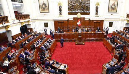 Congresistas de la bancada de Somos Perú no apoyarán elección de miembros del TC