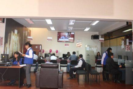 Arequipa: Poder Judicial retomó atención presencial con carga procesal de 230 mil expedientes