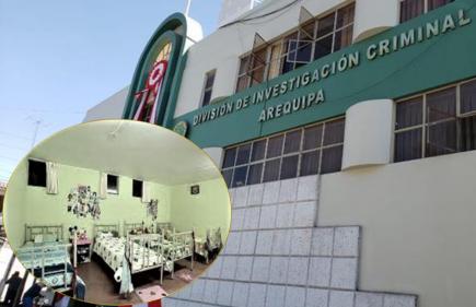 Arequipa: trabajadora detenida por muerte de menor de 12 años en albergue de Socabaya