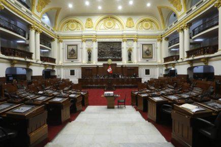Así defendieron estos congresistas votación en contra de medida cautelar