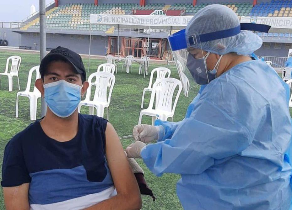 Vacunatón en Arequipa: inmunizarán a personas de 37 a 39 años este 21 y 22 de agosto
