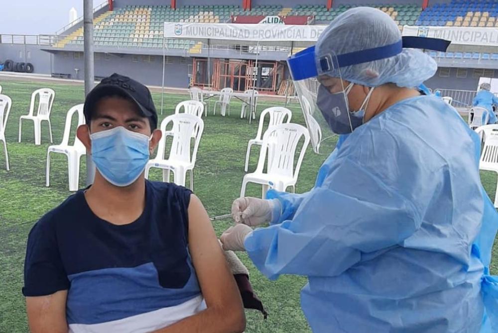 Arequipa: confusión y malestar por vacunación a mayores de 40 años