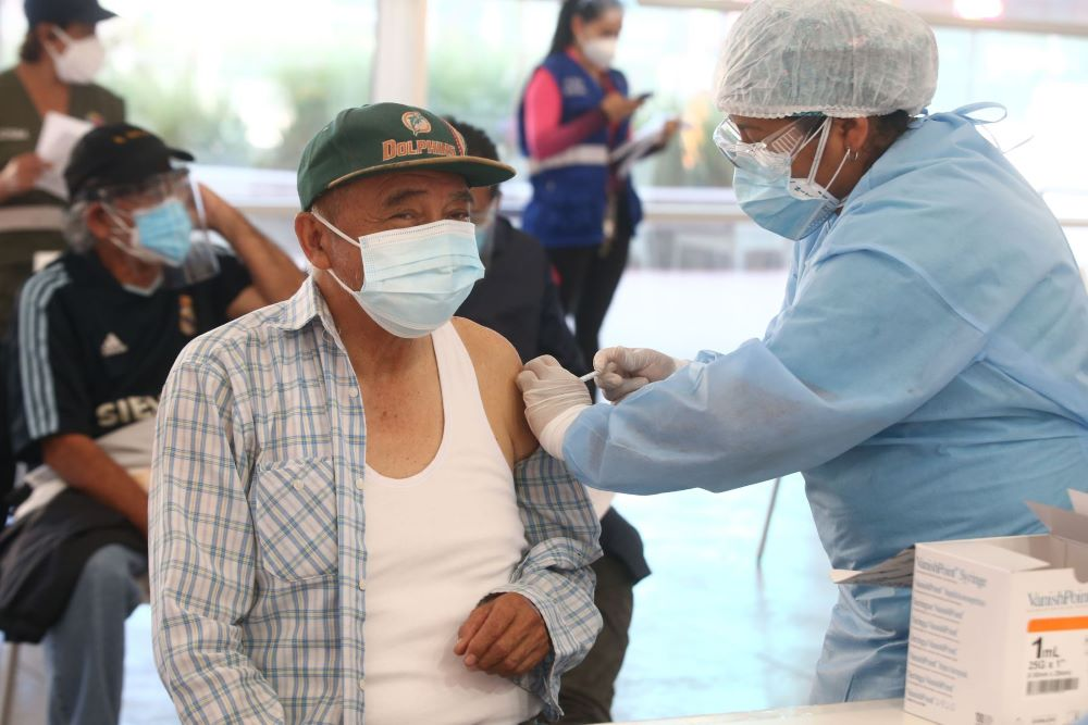 Arequipa vacunas