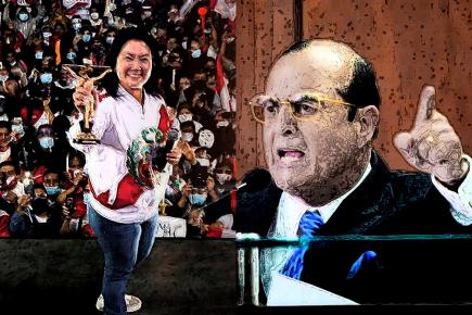 """Nuevos """"vladiaudios"""": ¿Contra quién se enfada Vladimiro Montesinos? (VIDEO)"""