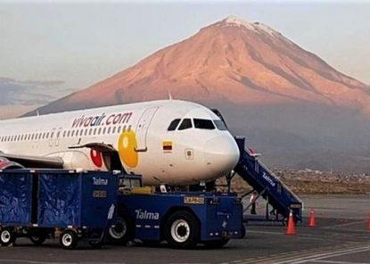 Arequipa: tras 5 meses, aeropuerto Rodríguez Ballón reinicia vuelos internacionales