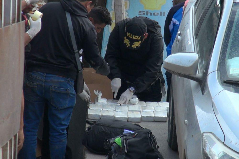 arequipa policía nacional drogas imagen referencial