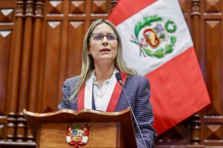 Arequipa: confirman visita de presidenta del Congreso para aniversario de la ciudad