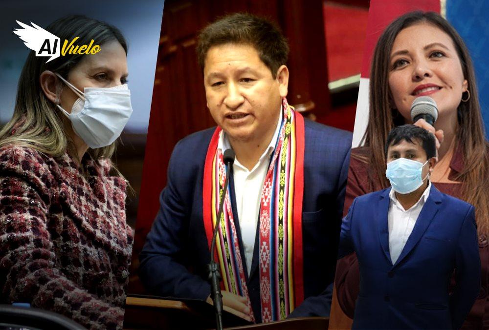 Bellido pidió voto de confianza en medio de críticas   |  Al Vuelo