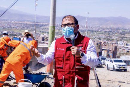 """Municipalidad de Arequipa reevalúa condecoración a Christian Nova como """"héroe de la salud"""""""