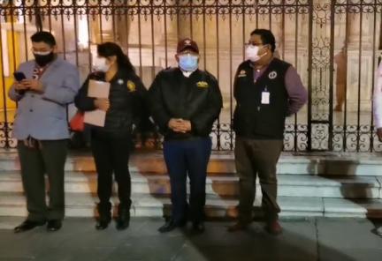 Aniversario de Arequipa: Geresa exhorta a arequipeños ser responsables en cuidar su salud
