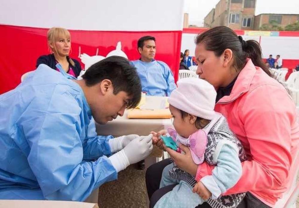 Arequipa: anemia aumentó en niños menores y mujeres gestantes