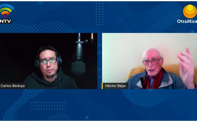Héctor Béjar sobre política exterior y crisis política peruana