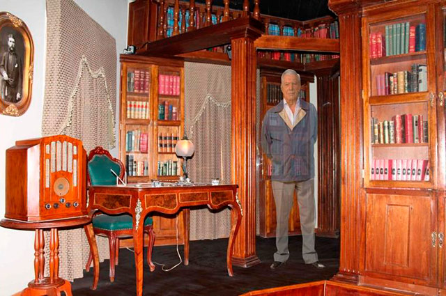 Museo Vargas Llosa en Arequipa