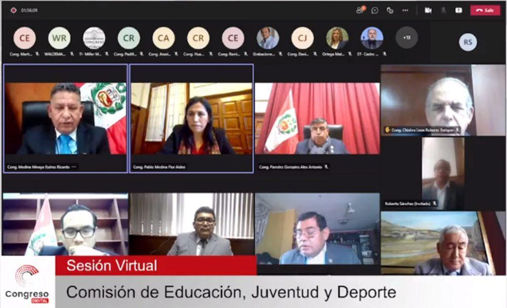 A pesar de críticas Esdras Medina (RP) presidirá comisión de Educación
