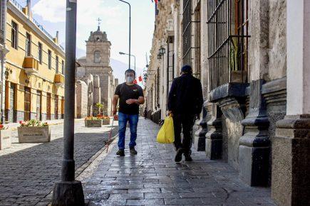 Arequipa: medidas restrictivas que regirán por la pandemia hasta el 5 de septiembre