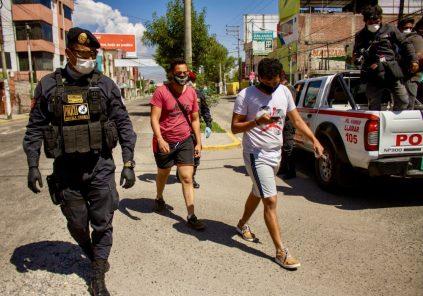 Estas son las restricciones en Arequipa para el sábado 28 y domingo 29 de agosto