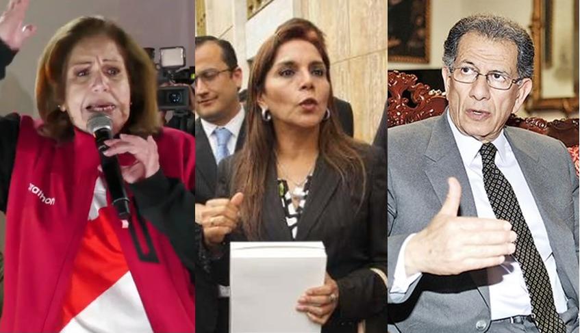 Comisión de Constitución invita a Flores Nano y Urviola Hani a integrar Consejo Consultivo